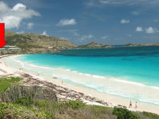 Aruba Mont Vernon Studio sea view, Orient Bay