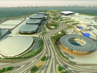 Barra - Olympic Park, Río de Janeiro