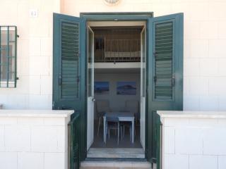 Comodo appartamento fronte mare