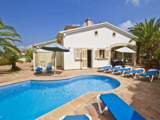 5 bedroom Villa in Sa Coma, Mallorca : ref 2069143