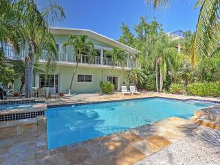 New Listing! Pristine 5BR or 3BR (5BR Only in 2017) Key Largo House w/ No Bridge Restrictions To Ocean w/Wifi, Private Covered Patio & Pool Access - Phenomenal Waterfront Location! Close to Beaches, Diving, Fishing & More!