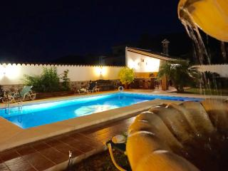 Luxury villa with private pool MALAGA 5 people