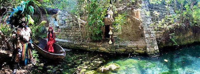 Xcaret Ecological Park
