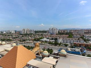 Studio Apartment, Sunway Pyramid Tower, Malaysia