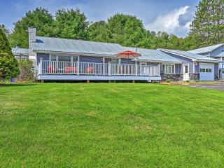 Quiet 3BR Northville Home on Great Sacandaga Lake