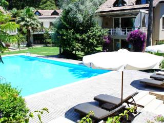 Aquamarine 2D1 Luxury Garden Duplex, Good location, Gocek