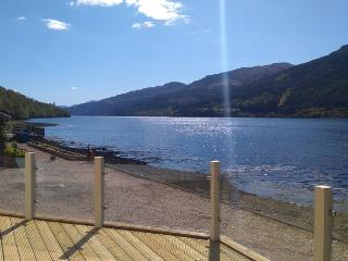 Ardmay Lettings, Ardmay, Arrochar, stunning lochside location