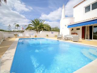 Carvoeiro 5 Bedrooms Villa Sea View walking distance to the beach & amenities .