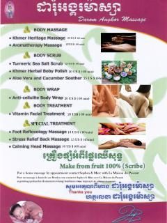 Notre SPA & Massage  a domicile