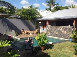 Villa style balinais