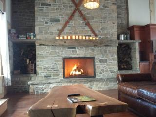 9 Bed luxury chalet with hot tub, Blue Mountains