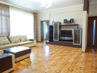Two-bedroom apartments on Pervomaiskaya 11, Sochi