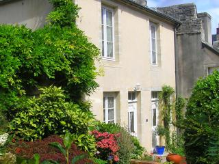 Secluded townhouse in the heart of historic Bayeux