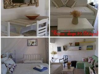 'Breeze' Sea view summer house in Paros for 2-4, Parikia