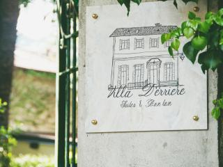 Villa Derrière, Cernobbio