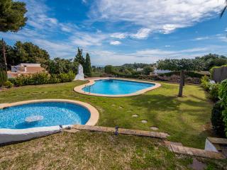 Villa en Cap Martí con vistas al mar para 6-8 pers, Javea