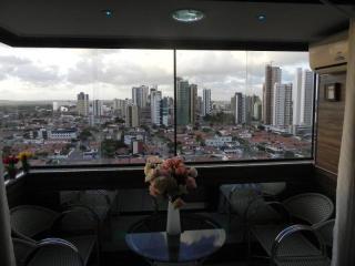 Ap 3 Quartos em MANAÍRA, todo Climatizado, Joao Pessoa