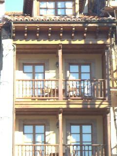 Balcones al Riveru