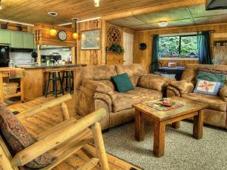Adorable and Cozy Cabin - Great Mountain Activities Awaits, Baring