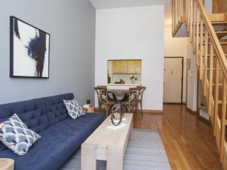 Furnished 1-Bedroom Apartment at 10th Ave & W 45th St New York, New York City