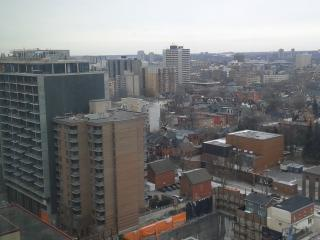 Amazing view: Downtown Ottawa, 2 bd, 2 ba, garage