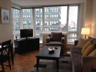 Furnished 1-Bedroom Apartment at 9th Ave & W 43rd St New York, Weehawken
