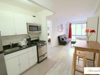 Bright and Modern 1 Bedroom Apartment, Weehawken