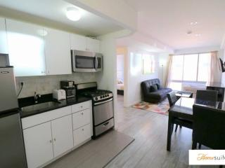 Tastefully Furnished 2 Bedroom 1 Bathroom Apartment in New York, Weehawken