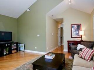 Furnished 3-Bedroom Condo at N Ashland Ave & W Thomas St Chicago, Humboldt