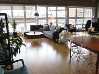 Spacious & Stylish downtown LOFT, Montreal