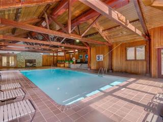 Elegant home near Stratton Mountain with a shared pool, hot tub & gym!