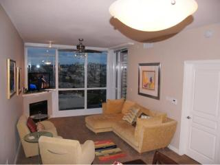 Furnished 1-Bedroom Apartment at Union St & W Beech St San Diego
