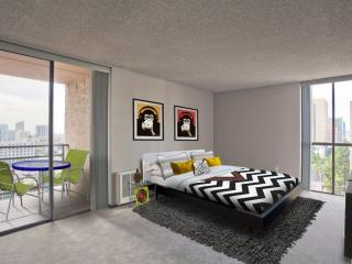 Furnished 2-Bedroom Apartment at Ash St & Ninth Ave San Diego