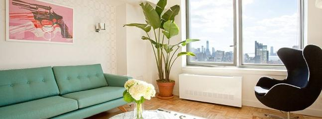 Furnished 1-Bedroom Apartment at 10th Ave & W 30th St New York, Lucerne