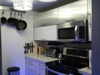 Furnished 1-Bedroom Condo at 2nd St & Hudson St Jersey City