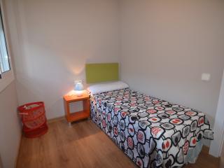 habitacion individual con 2 camas