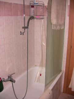 bagno vasca con doccia