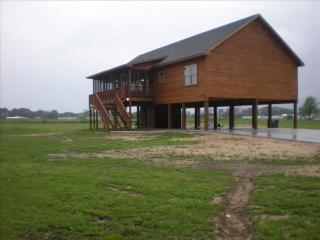 Lake Fork Vacation Rental, Water View, Yantis
