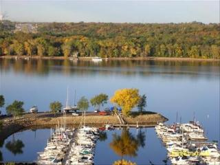 St. Croix River Home with Private Waterfront, Stillwater