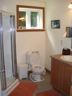 Bathroom #2 - shower only