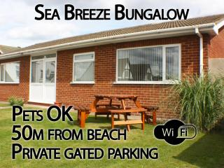 Mablethorpe Holiday Cottage Sea Breeze Beachside