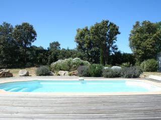 Maison individuelle avec piscine privative
