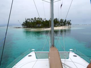 Catamarán Adventures San Blas, Panama