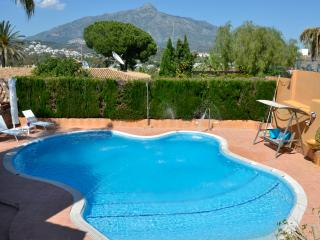 Villa Lucia Marbella. Spain. Beach and golf.