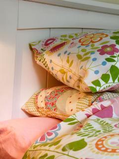Sweet dreams at Atlantic Way - deep mattresses and quality bedding