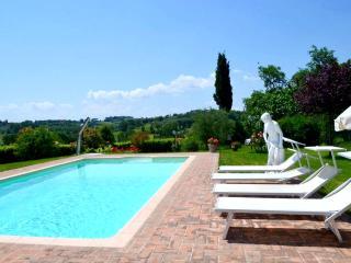 Toscana: Appartamento 8px + piscina