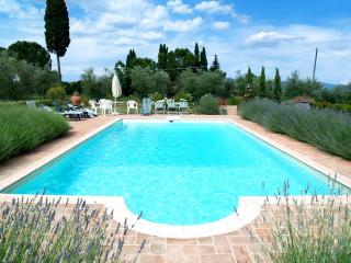 Toscana: Villa 12px + piscina panoramica