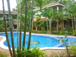 Villa Fountain Court near Anjuna and Vagator beach, Assagao