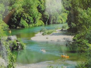 Tarn, rivière,  canoé, randonnée, La Malene