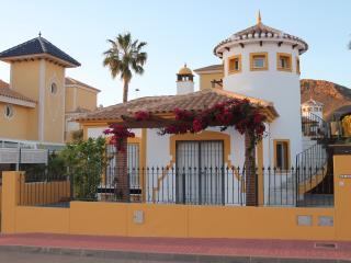 Casa Alegria, 2 beds, private pool, airco, wifi, Mazarrón